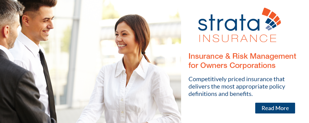 Strata Insurance provides insurance & risk management solutions for Owners Corporations