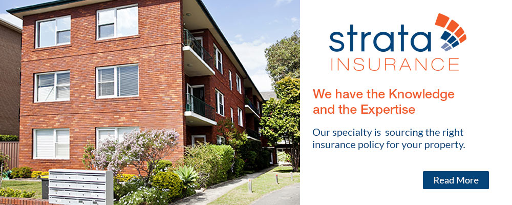 Strata Insurance have the Knowledge and Expertise.